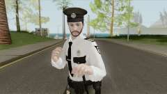 GTA Online Skin V1 (Law Enforcement) pour GTA San Andreas