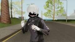 Kaneki Skin V2 (Tokyo Ghoul) für GTA San Andreas