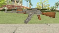 Classic AK47 V1 (Tom Clancy: The Division) pour GTA San Andreas