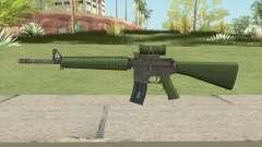 C7A2 Assault Rifle für GTA San Andreas