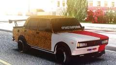 VAZ 2105 Leopard pour GTA San Andreas