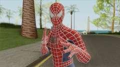 Marvel Spider-Man PS4 (Suit Sam Raimi V1) pour GTA San Andreas