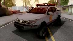 Mitsubishi L200 Off Road für GTA San Andreas