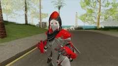 Ninja Skin (Creative Destruction) pour GTA San Andreas
