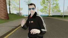 Russian Gang Skin V2 pour GTA San Andreas