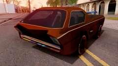 Dodge Deora Hot Wheels Turbo Racing