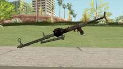 COD WW2 - MG-15 Anti-Aircraft MG (Default) pour GTA San Andreas