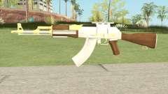 Classic AK47 V3 (Tom Clancy: The Division) für GTA San Andreas