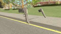 CS-GO Alpha Beretta 92 Elite für GTA San Andreas