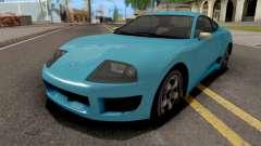 GTA V Dinka Jester Blue für GTA San Andreas