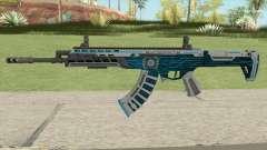 Warface AK-Alfa Syndicate (Without Grip)