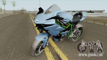 Kawasaki Ninja H2R 2019 pour GTA San Andreas