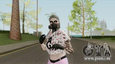 GTA Online Random Skin V3 (The Griefer Gang) für GTA San Andreas