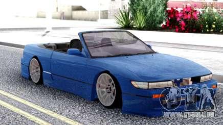 Nissan Silvia S13 Cabrio pour GTA San Andreas