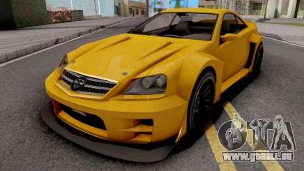 Benefactor Feltzer Mi Version de GTA Online pour GTA San Andreas