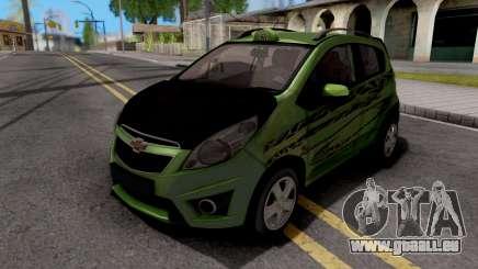 Chevrolet Spark Transformers Revenge für GTA San Andreas