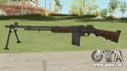 Day Of Infamy BAR M1918 für GTA San Andreas