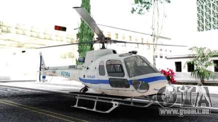 Bell 205 Polizei für GTA San Andreas