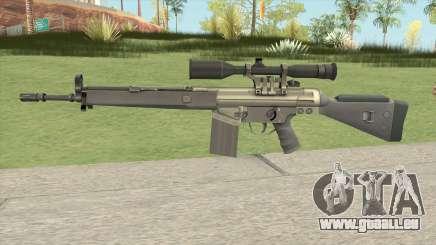 CS-GO Alpha G3SG1 pour GTA San Andreas