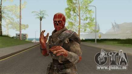 Ghoul Fallout New Vegas DLC Lonesome pour GTA San Andreas