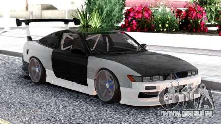 Nissan Sileighty DRIFT pour GTA San Andreas