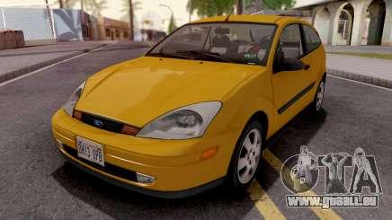 Ford Focus ZX3 2000 HQLM pour GTA San Andreas