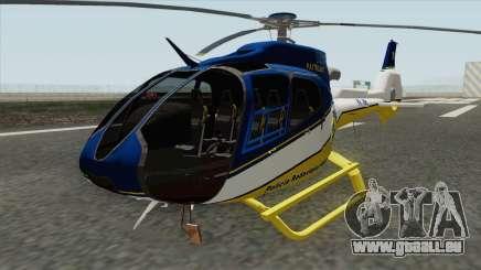 Eurocopter EC-120 PRF für GTA San Andreas