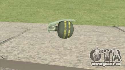 CS-GO Alpha HE Grenade für GTA San Andreas