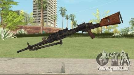 COD WW2 - Breda 30 MG V2 für GTA San Andreas