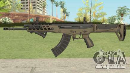 Warface AK-Alfa Desert (With Grip) pour GTA San Andreas