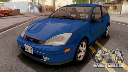 Ford Focus ZX3 2000 IVF pour GTA San Andreas