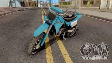 Sanchez to Mountain Bike für GTA San Andreas