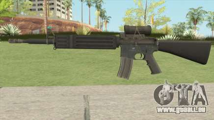C7 Assault Rifle Default pour GTA San Andreas