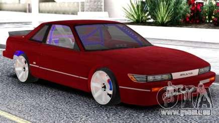 Nissan Silvia S13 JDM Drift pour GTA San Andreas