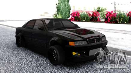 Toyota Chaser Black Edition pour GTA San Andreas
