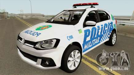 Volkswagen Gol G7 (PMGO) pour GTA San Andreas