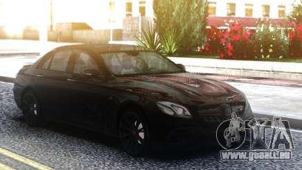 Mercedes-Benz W213 E63s BRABUS pour GTA San Andreas