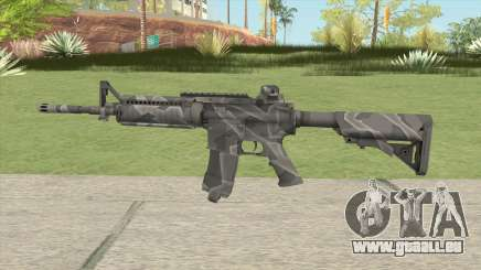 Warface M4A1 (Winter) pour GTA San Andreas