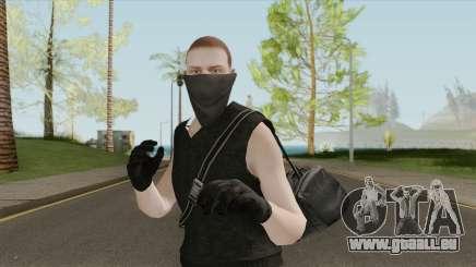 GTA Online Skin V6 pour GTA San Andreas