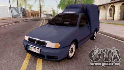 Volkswagen Caddy Mk2 1999 für GTA San Andreas