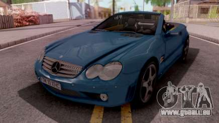 Mercedes-Benz SL65 AMG Cabrio pour GTA San Andreas