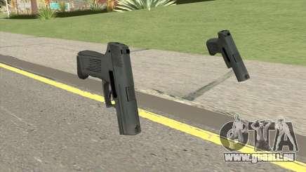 CS-GO Alpha P2000 für GTA San Andreas