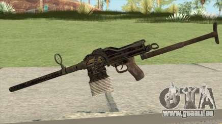 COD WW2 - MG-81 Machine Gun pour GTA San Andreas
