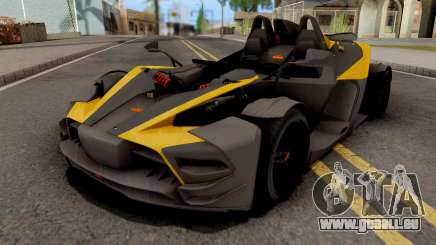 KTM X-Bow R Grey für GTA San Andreas