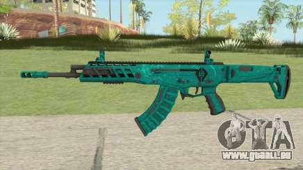 Warface AK-Alfa Absolute (Without Grip) pour GTA San Andreas