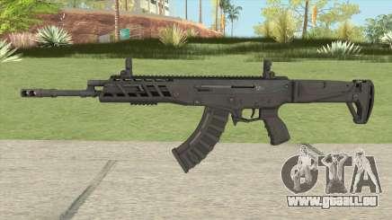 Warface AK-Alfa Default (Without Grip) pour GTA San Andreas