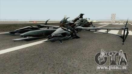 Transformers Megatron Jet 2007 pour GTA San Andreas