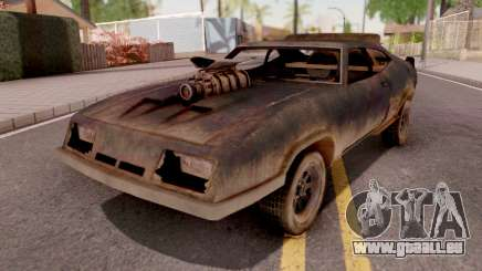 Ford Falcon 1973 Interceptor pour GTA San Andreas