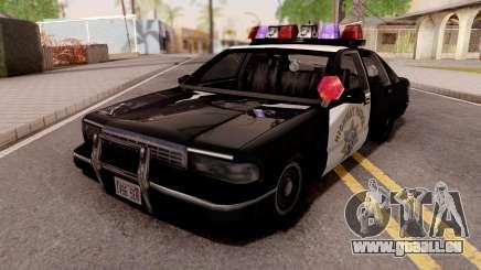 SAHP Premier pour GTA San Andreas