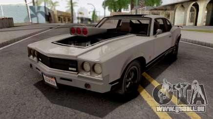 Declasse Sabre GTA 5 Texturas Personalizadas pour GTA San Andreas